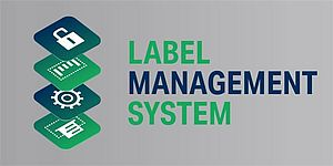 Software Label Management System