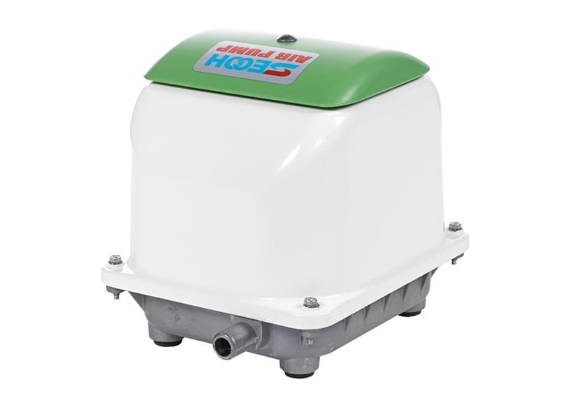 Secoh JDK C linéaire pompe à air 60//80//100//120//150 Avec Alarme Câble pour eaux usées//étangs